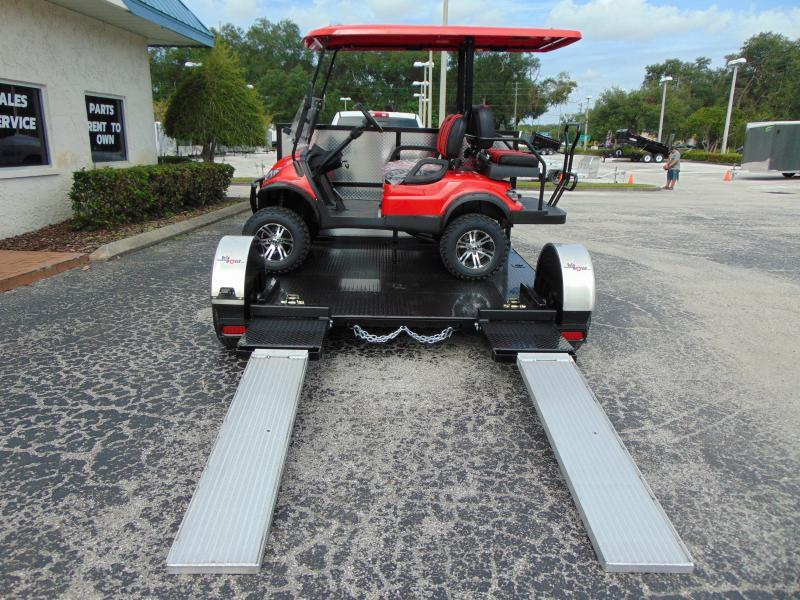 2020 Pre-Owned Deck Over Dolly - 6 Ft Deck