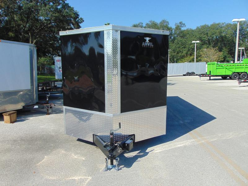 New Anvil 7X16TA Enclosed Cargo Trailer
