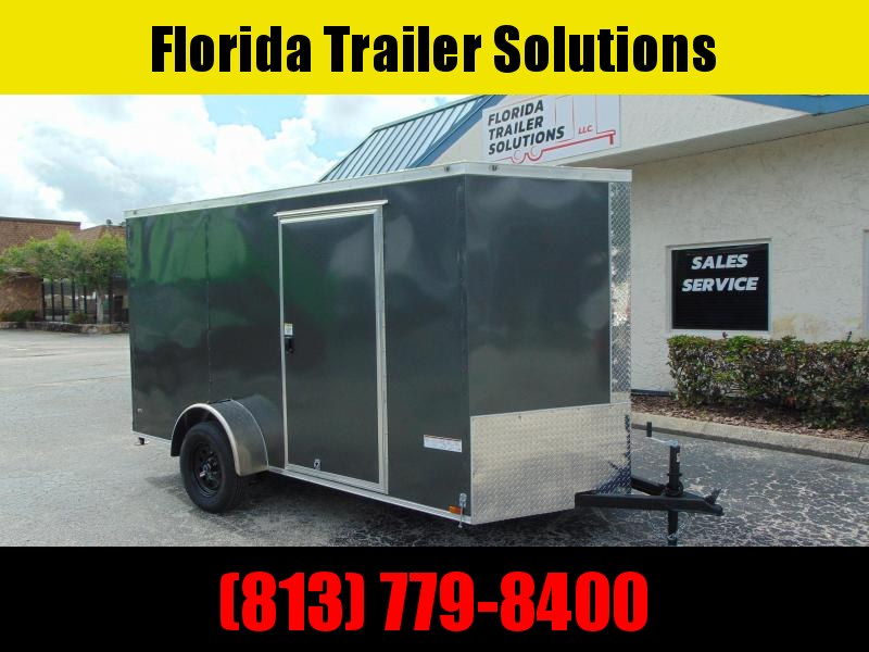 2021 Anvil 6X12 Enclosed Cargo Trailer