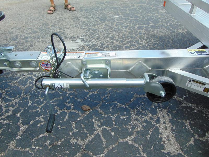 New Bear Track Products 81X152 Tilt Utility Trailer