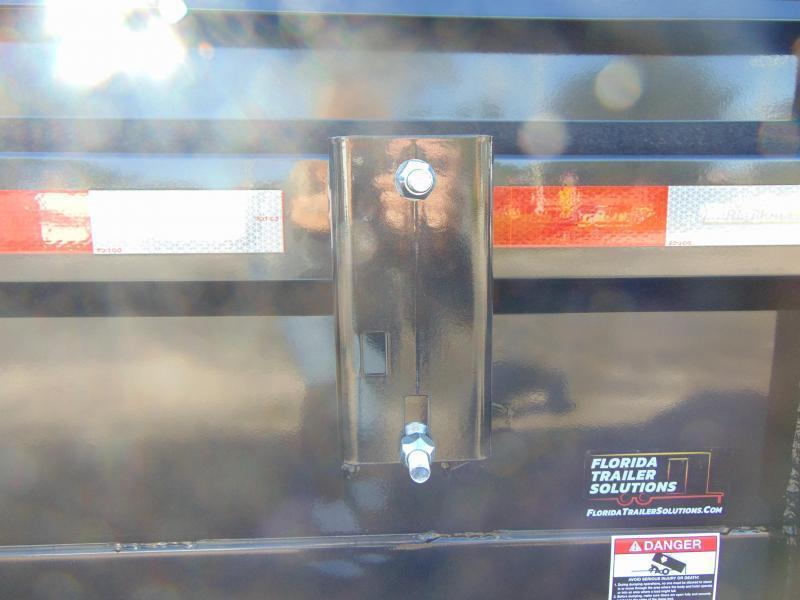 New Sure-Trac 6X12 Low Profile 10k Dump Trailer