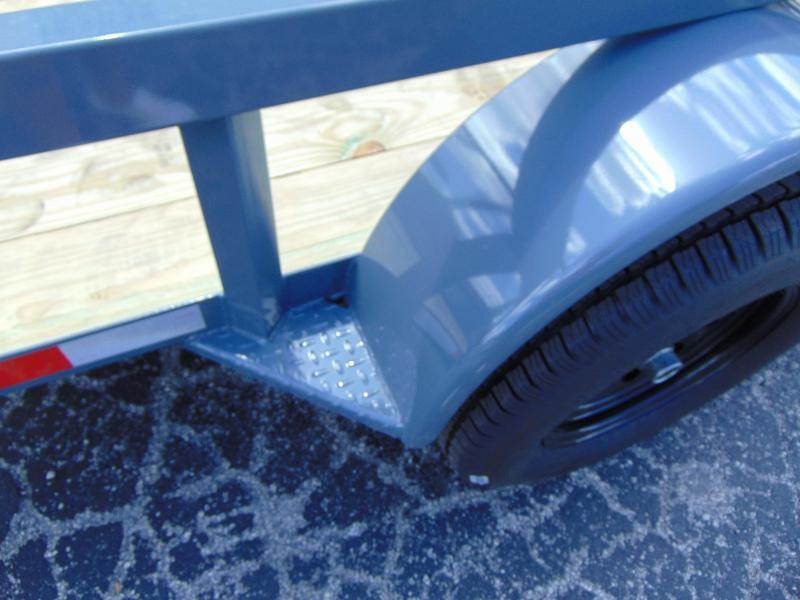 New GPS Trailers 6X12 Utility Trailer
