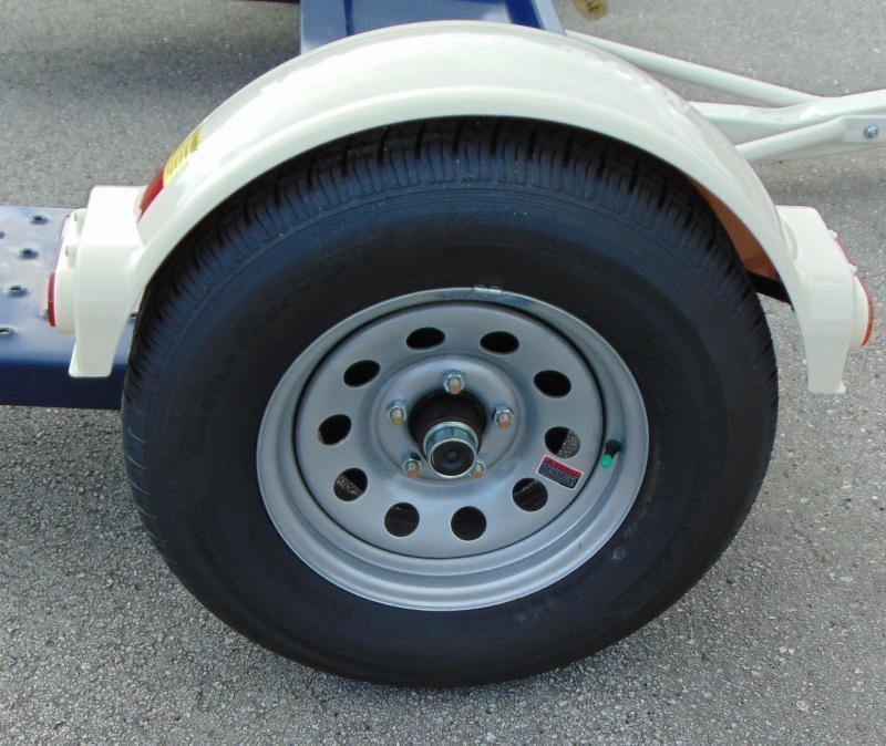 New Master Tow 80THDEB Electri Brake Tow Dolly