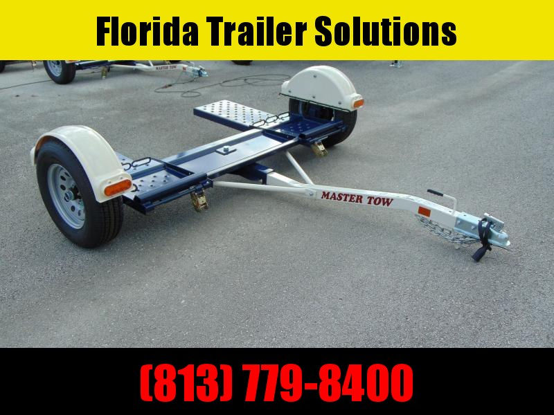 New Master Tow 80THDEB Electric Brake Tow Dolly