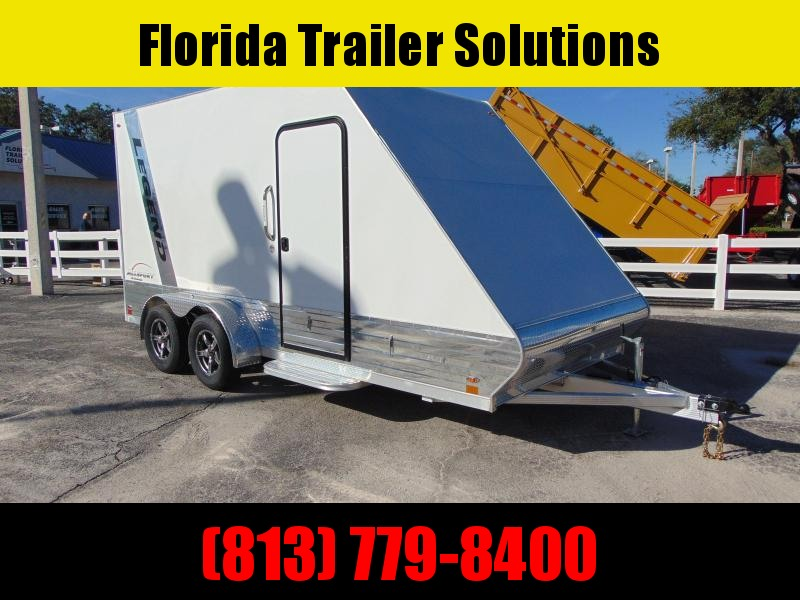 CLEARANCE! New Legend Manufacturing 7X17 All Sport Deluxe Enclosed Cargo Trailer