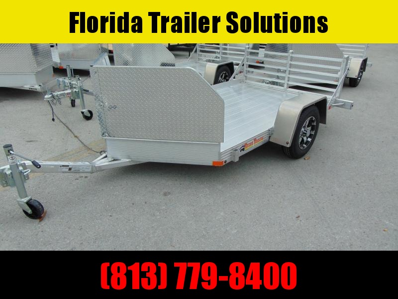 New Bear Track 65X120 Motorcycle Trailer