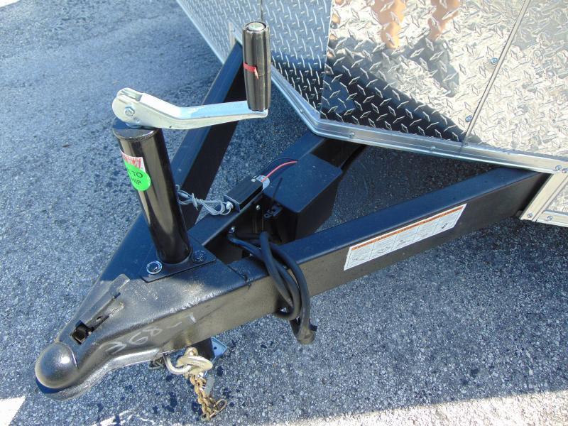 New Rock Solid 8.5x24 10k Enclosed Car / Racing Trailer