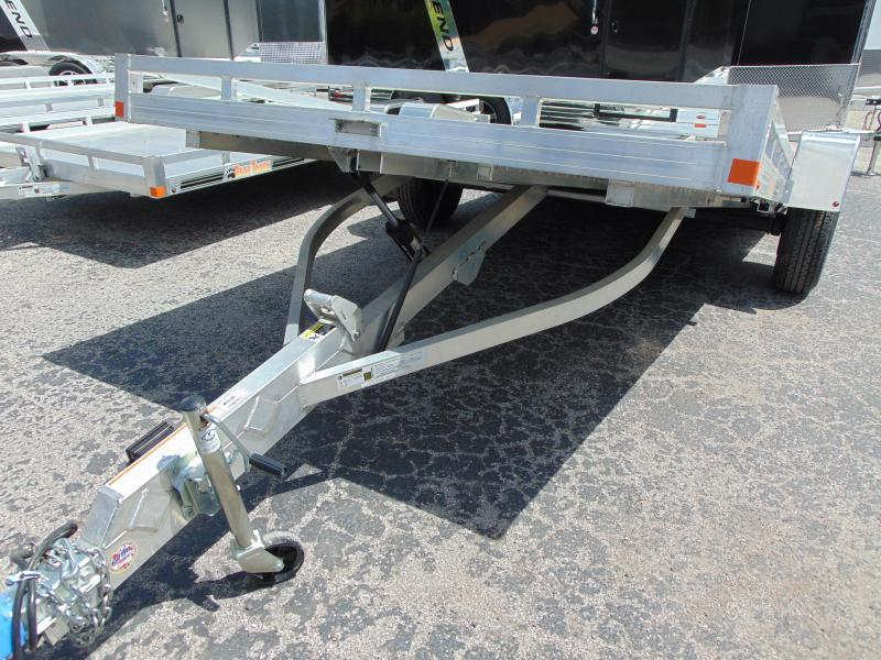 New Bear Track Products 79X176 Tilt Utility Trailer w/ Brakes
