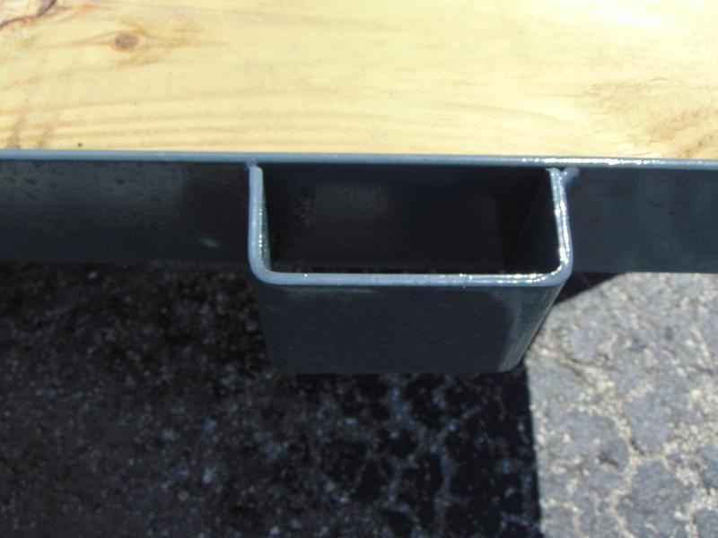 New GPS Trailers 7X14 Utility Trailer
