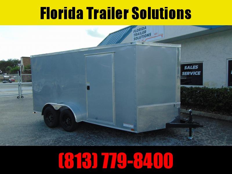 New Anvil Trailer 7X14TA Enclosed Cargo Trailer