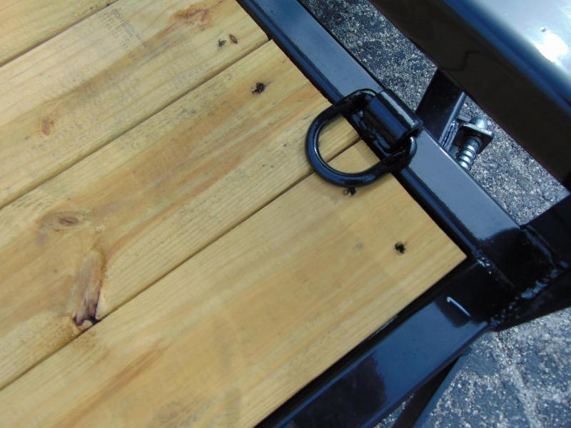 New Sure-Trac 78X12 Tilt Deck 7.8k Equipment Trailer