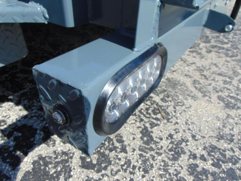 New GPS Trailers 6X12 Tandem Axle 7k Utility Trailer