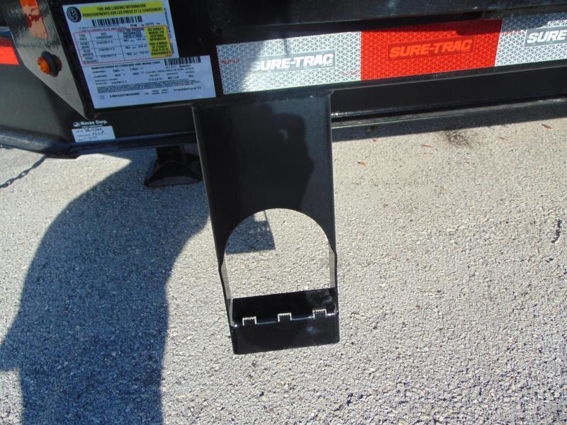 New Sure-Trac 102X22 HD Low Pro 17.6k Power Tilt Deckover