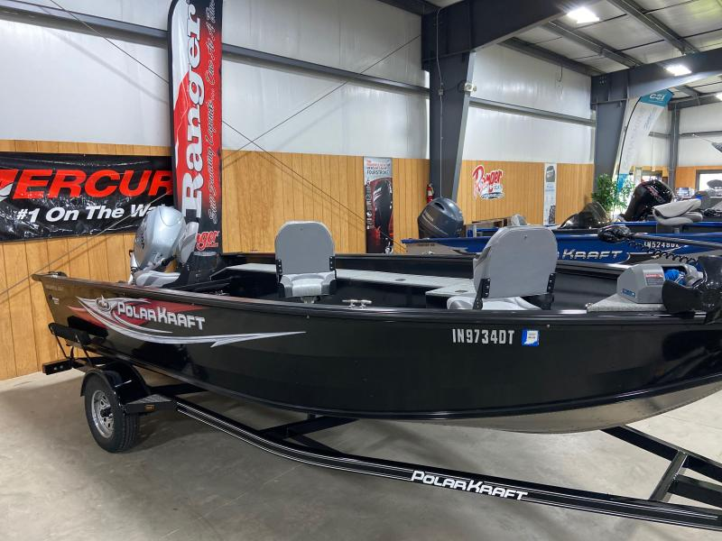 2014 Polar Kraft OUTLANDER 186T Fishing Boat