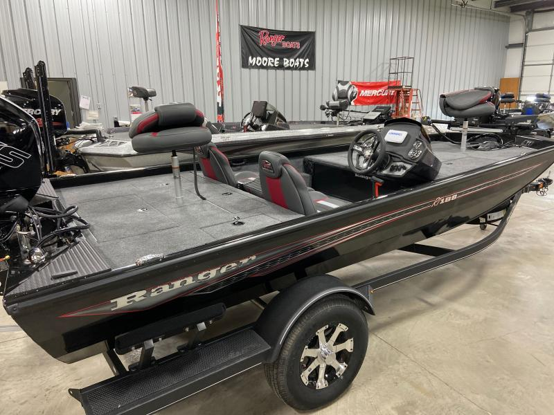 2021 Ranger RT188 Bass Boat