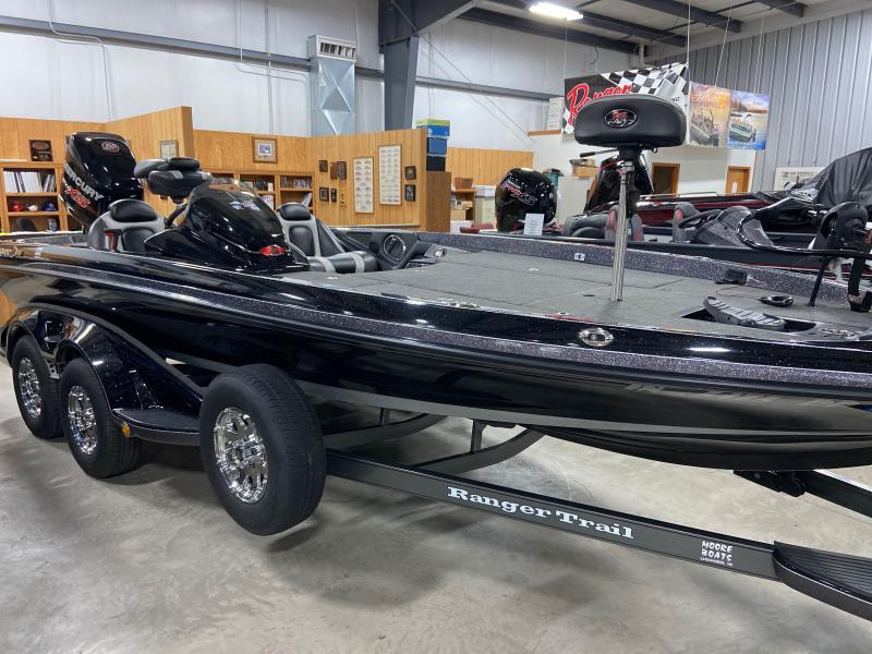 2013 Ranger Z520C Bass Boat