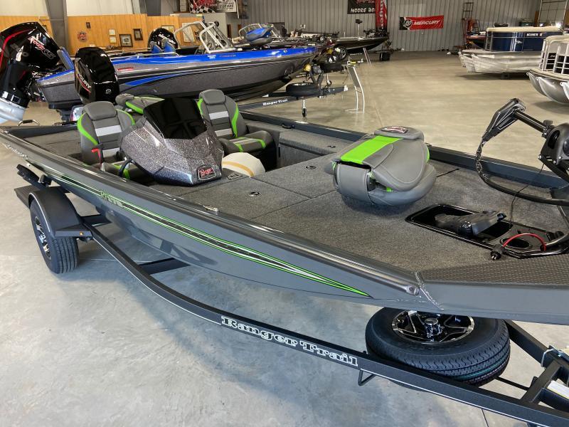 2021 Ranger RT178 Bass Boat