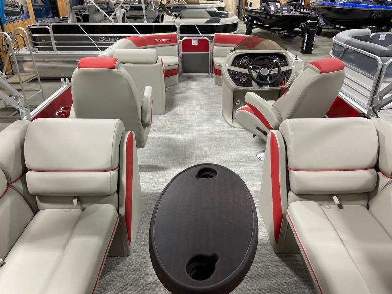 2021 Berkshire 24RFX LE2.75 TRITOON Boat