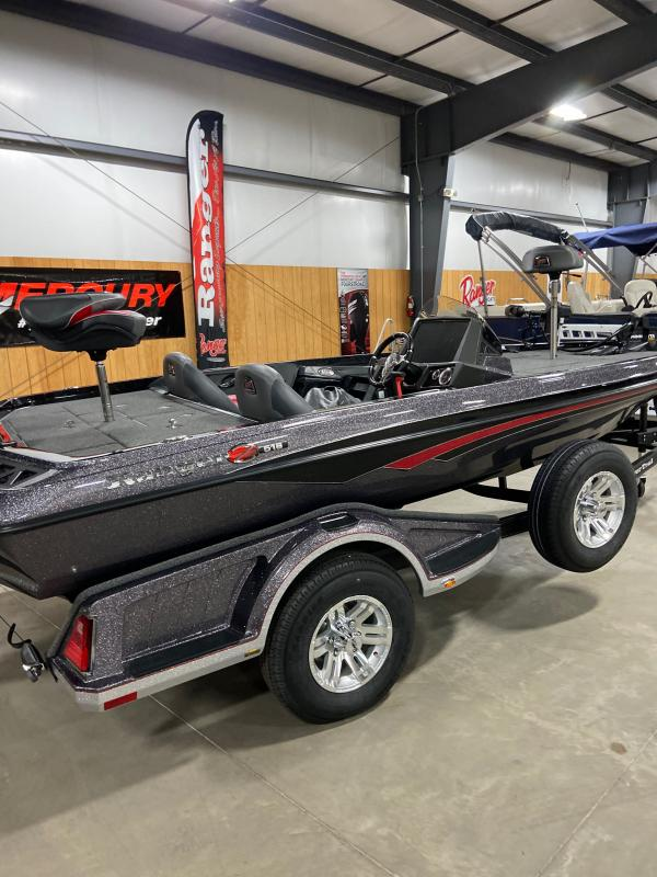 2021 Ranger Z518 Bass Boat