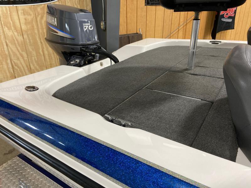 2006 Skeeter SX170 Bass Boat