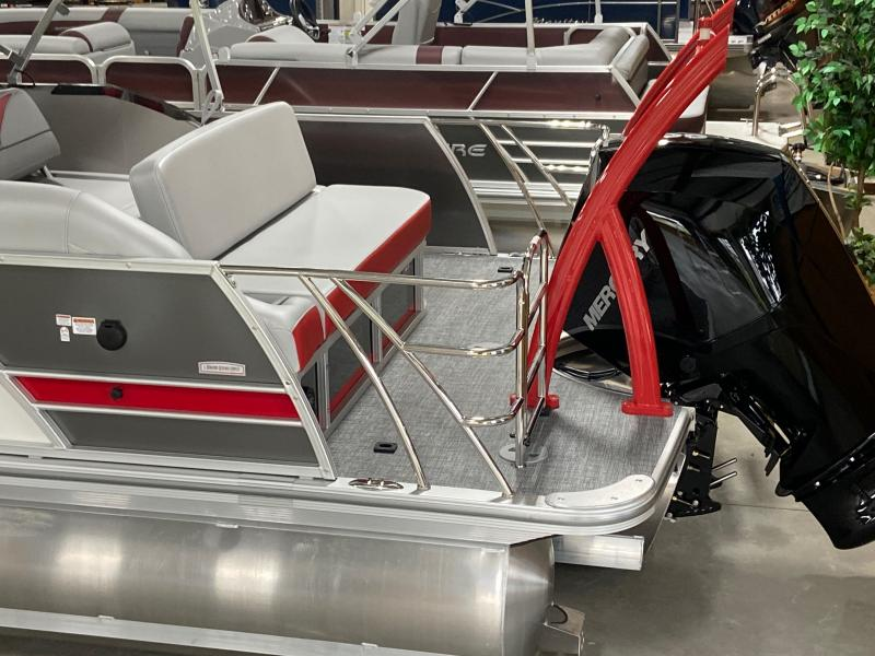 2021 Berkshire 23SB2 STS 3.0+ Pontoon Boat