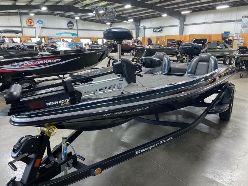 2012 Ranger Boats Z118 Bass Boat
