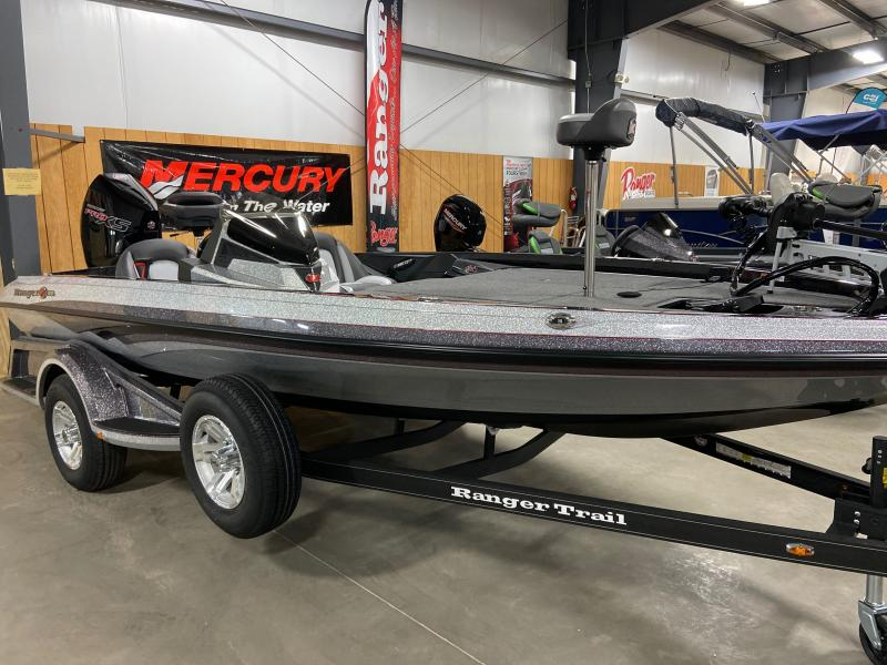 2021 Ranger Z519 Bass Boat