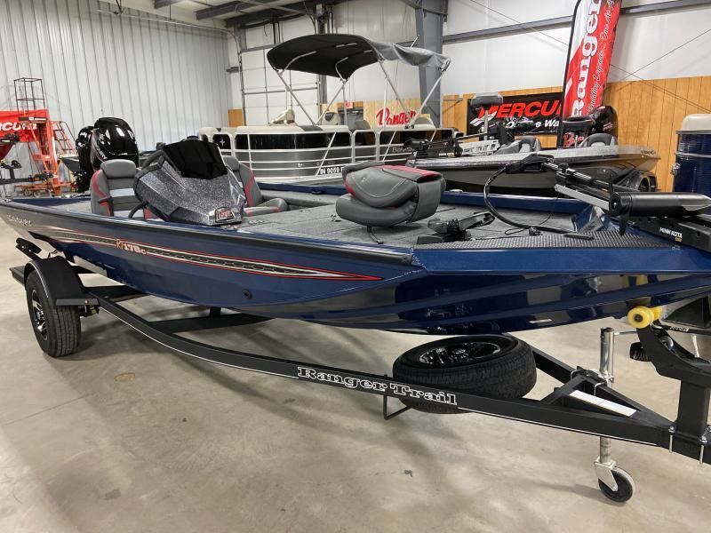 2021 Ranger RT178C Bass Boat