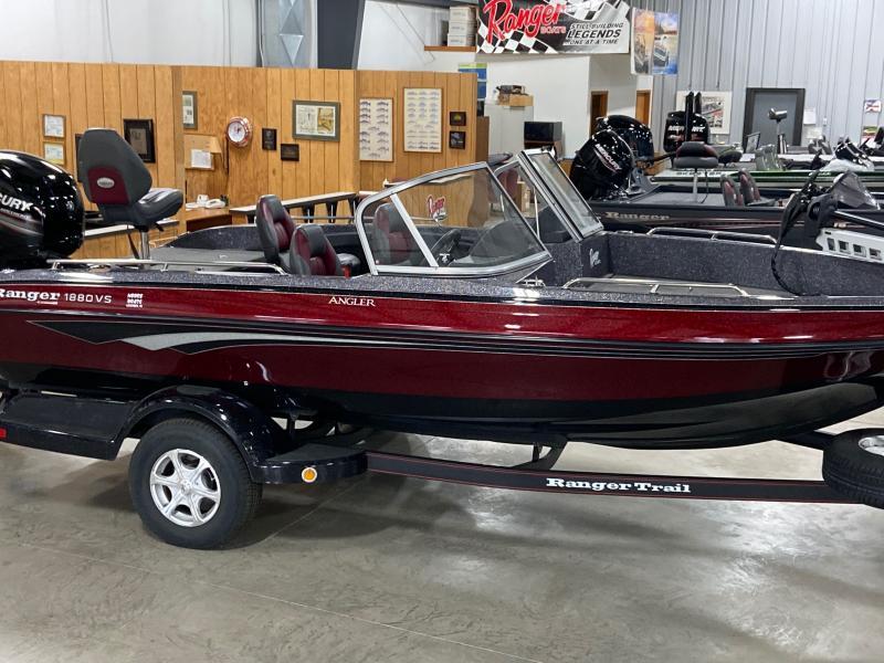 2013 Ranger 1850 Fishing Boat