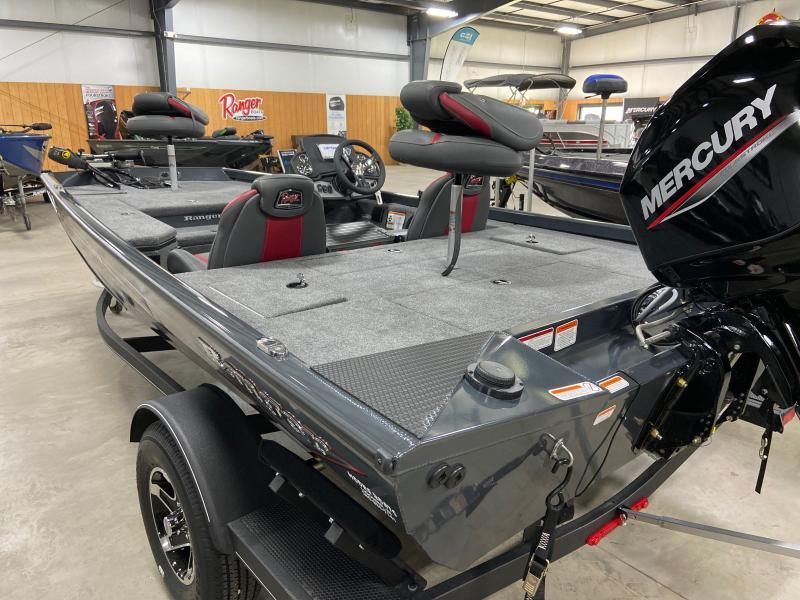 2021 Ranger Boats RT178 Bass Boat