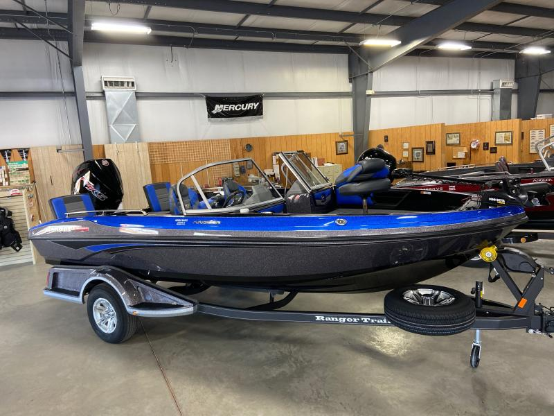 2021 Ranger 1880MS Fishing Boat