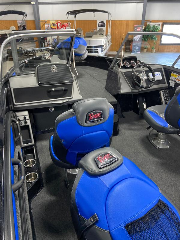 2021 Ranger 1880MS Fishing Boat