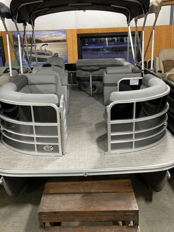 2021 Berkshire 20CL CTS25 Pontoon Boat
