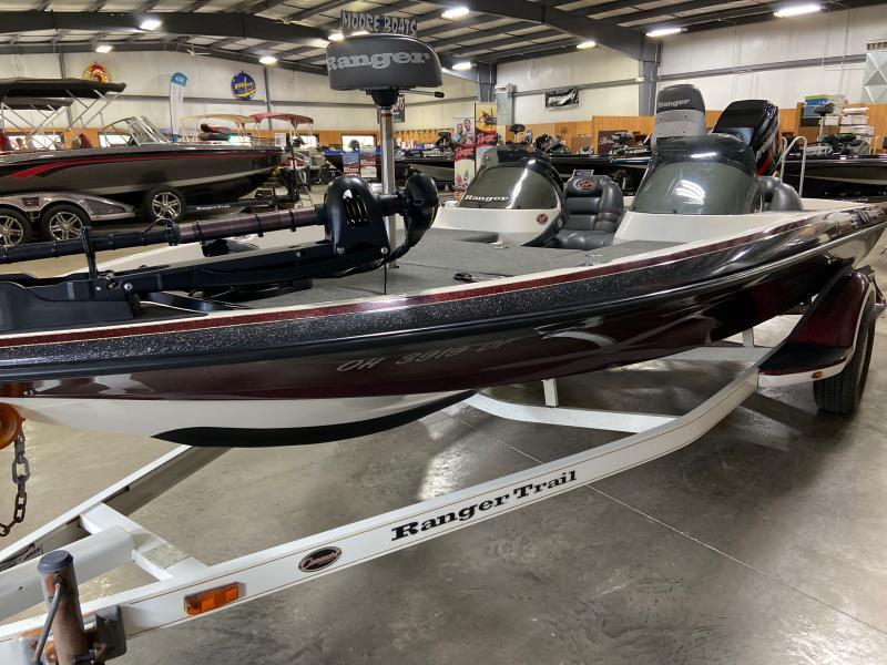 2002 Ranger  518VX Bass Boat