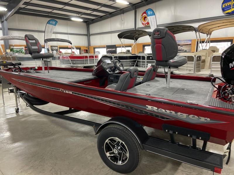 2021 Ranger RT88 Bass Boat