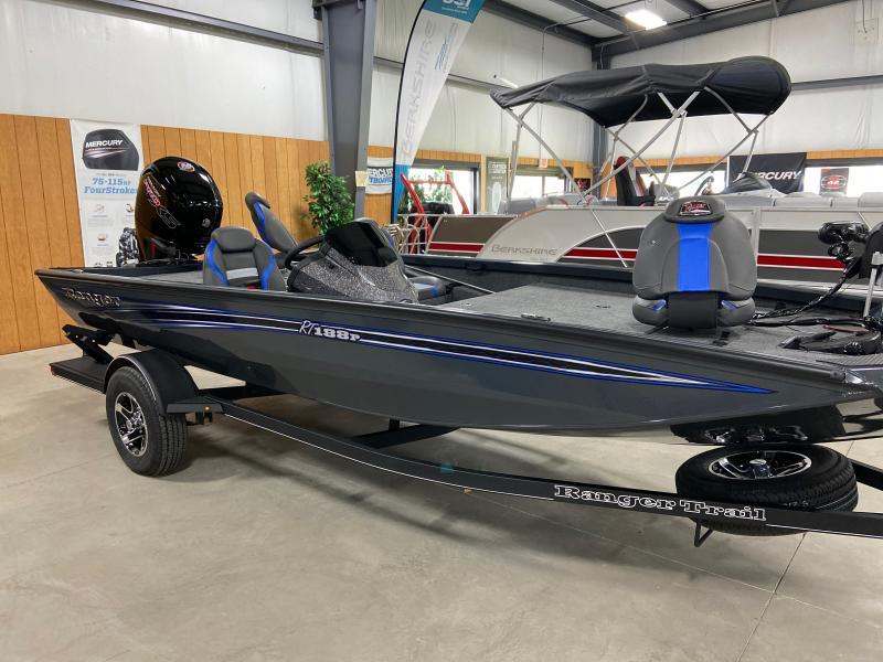 2021 Ranger RT188P Bass Boat