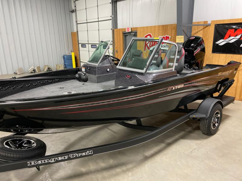 2021 Ranger VS1782WT Fishing Boat