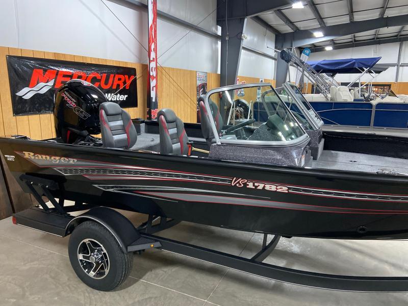 2021 Ranger VS1782WT Fishing Boat
