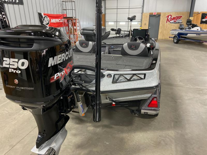 2018 Ranger Boats Z521L Bass Boat