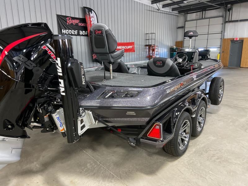 """2020 Ranger Z521L Bass Boat """"Demo"""""""