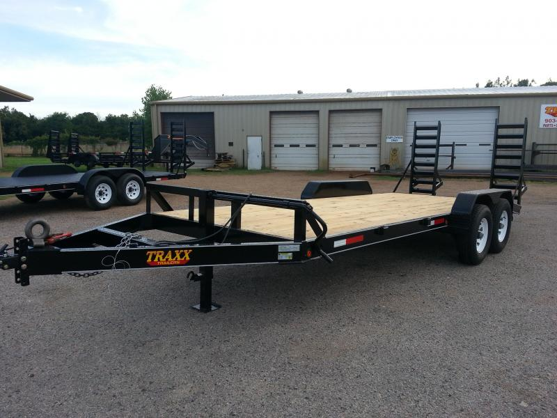 2017 Traxx Trailers 20' Equipment/ Car Hauler