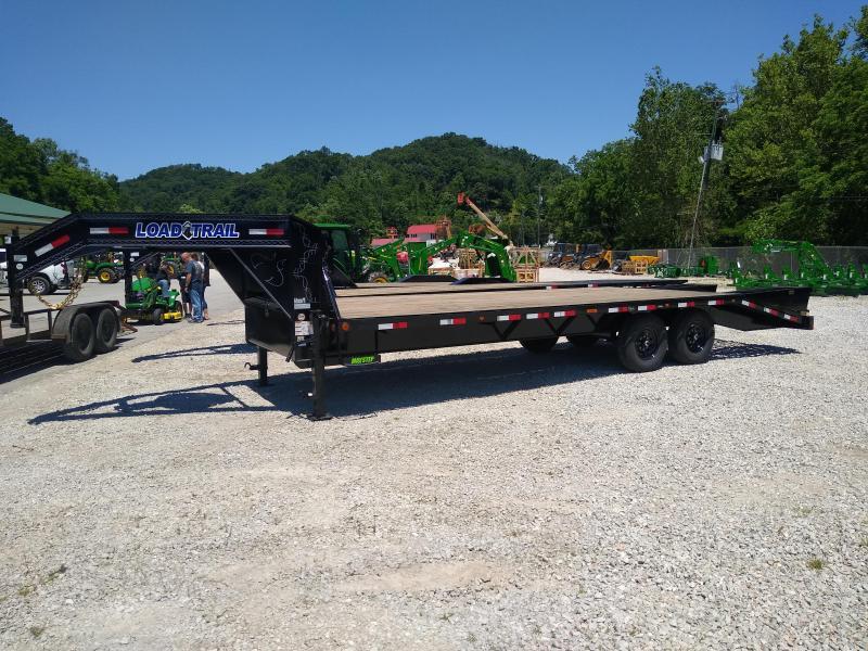 2021 Load Trail GH252 Flatbed Trailer