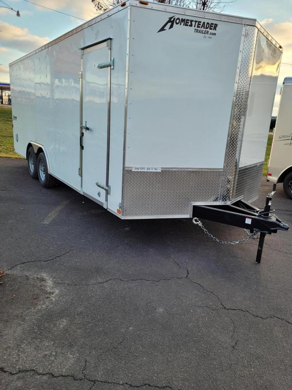 2021 Homesteader Trailers 820IT Enclosed Cargo Trailer