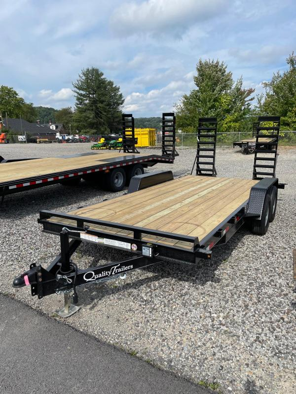 2022 Quality Trailers DH-5.2K-18G Car / Racing Trailer