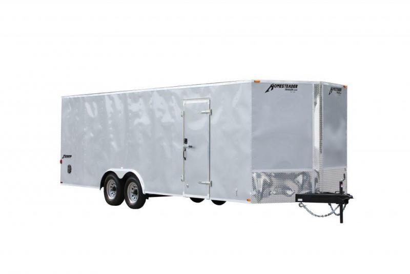 2021 Homesteader Trailers 824IT Enclosed Cargo Trailer