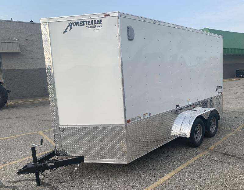 2021 Homesteader Trailers 7x14IT Enclosed Cargo Trailer
