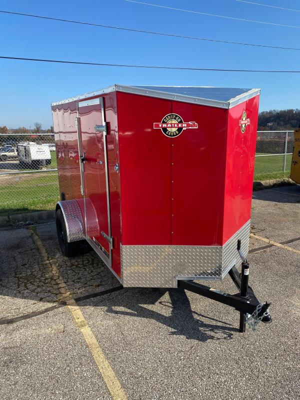 2021 Carry-On 5X10CGRCM Enclosed Cargo Trailer