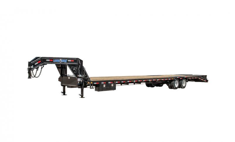 2020 Load Trail GP30 Low-Pro 102 x 32 (2 x 15K axle) Equipment Trailer
