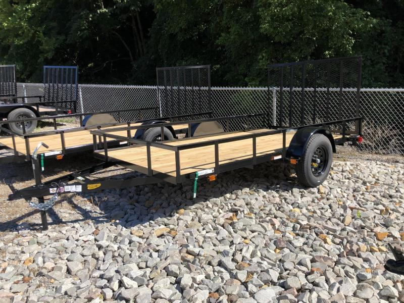 2020 Carry-On landscape Utility Trailer