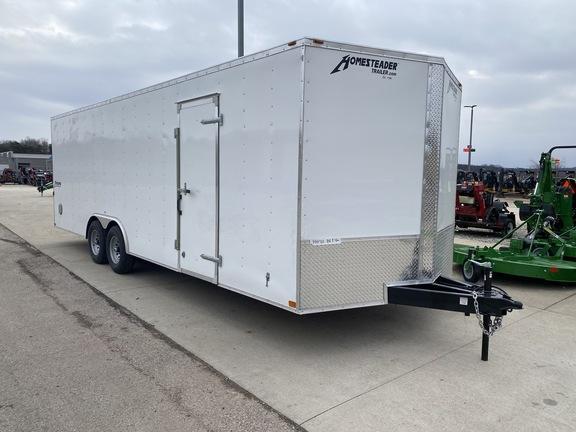 2021 Homesteader Trailers 824IT Enclosed Cargo Trailer